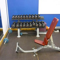Dumbells up to 20kg