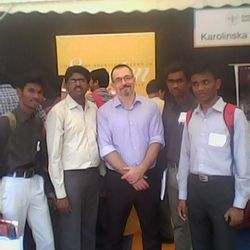 SSCE Students in Sweden Education Day held at Anna University, Chennai
