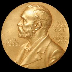 Be a Nobel-man in life...