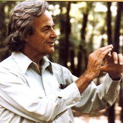 Be a Feyn-man in life..
