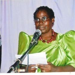Director Star Primary School Mrs. Lwanyaga Samalie