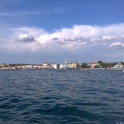 Fažana from sea