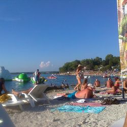 Puntižela beach
