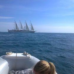 Boat trip cruise