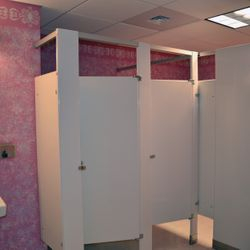 Women's Restroom - Upper Floor