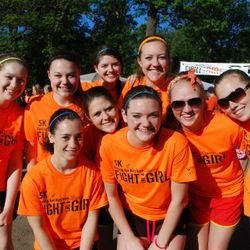 Team Sweet Dreams at the 2013 5K for Kayleen