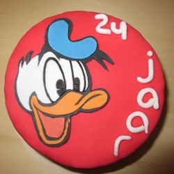 Donald Duck - feb. 2014