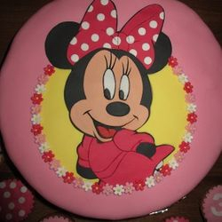 Minnie Mouse - maart 2019