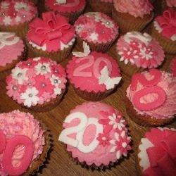 Verjaardag roze - september 2012