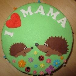 Cadeau moederdag - mei 2013