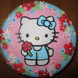 Hello Kitty - augustus 2013