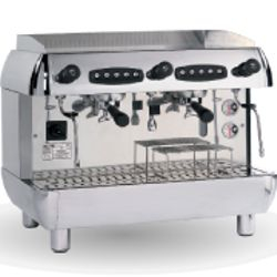 Two group tea espresso machine