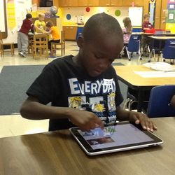 Blogging on iPads