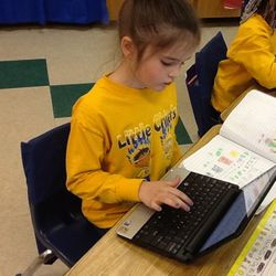 Blogging in the Classroom on Laptops