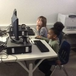 Blogging in the Computer Lab