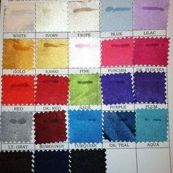 Strech Chameuse Color Chart