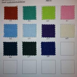 yoryu chiffon color chart