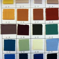 ITY Color Chart