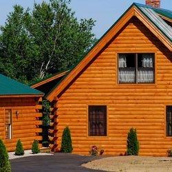 Log & Cedar Home Restoration & Refinishing