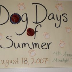 "4th Annual ""Dog Days of Summer"""