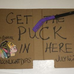 "7th Annual ""Get The Puck in Here"""