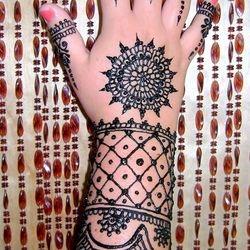 Bridgewater henna