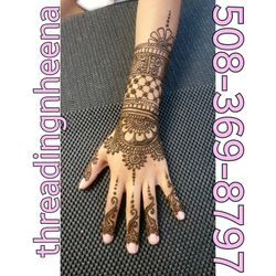 flower henna #Middleboro