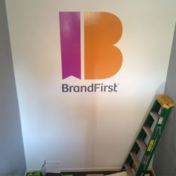 BrandFirst Studio Wall Graphic Hackettstown, NJ