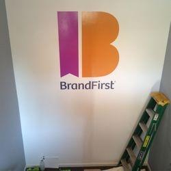 BrandFirst Studio Wall Graphic Hackettstown, NJ