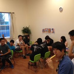Youth Meeting 8/7/2015