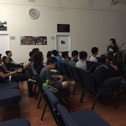 Youth Meeting Fri 8/7/2015