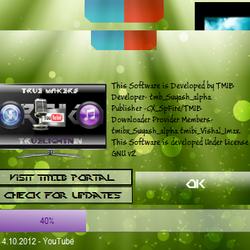 Downloader's Update portal.