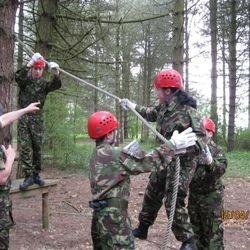 Team Building RAF Cranwell