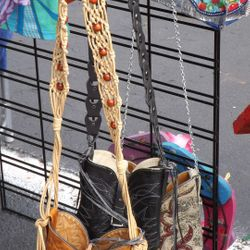 Boot Purses & Satchels
