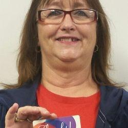 Sylvia Winner for October Newsletter