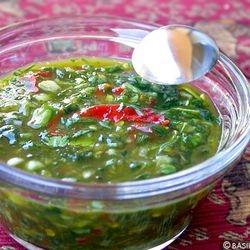 Hmong Chili Sauce