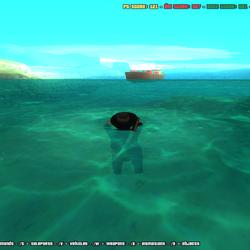 SAPD Effects Mod(Transparent Water)