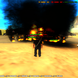 SAPD Effects Mod (Explosion)