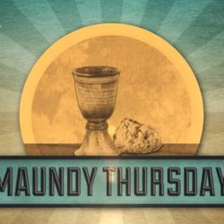 Maundy Thursday Communion Service on March 29, 2018 at 7:30pm @ Sanctuary