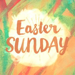Easter Sunday Worship Service on April 1, 2018 at 10:00am @ Sanctuary