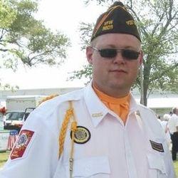 Quarter Master John D. Wiley