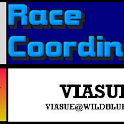 Race Coordinator & Viasue Icon