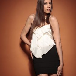 Model:Elizabeth Ann Anderson, Makeup Artist:Vicky Zuniga