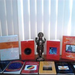 Our Academy of Traditional Ayurveda publishes several books on traditional Yoga and Ayurveda.