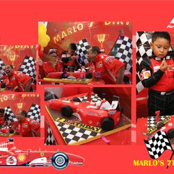 B'day Package F1 Themes