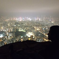 My favorite spot in Hong Kong - Lion Rock. Just began traveling recently and love it!