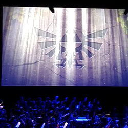 Live Zelda Orchestra concert! It was amazing.