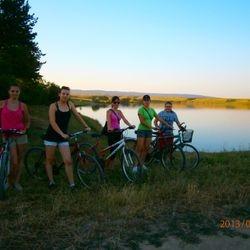 Biciklistička tura da Pavlovačkog jezera 23.07.2013.