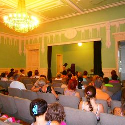 Koncert mladih umetnika 27.07.2013.