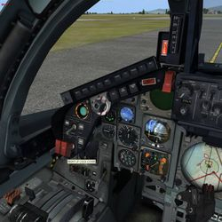RPMD ( Radar Projected Map Display) in Tornado Panavia